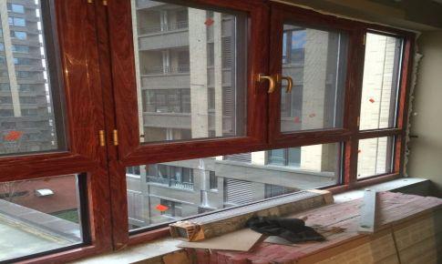 武昌仁和路金地自在城四居室现代装修效果图