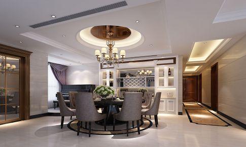 欧式风格 石狮南洋国际 四居室