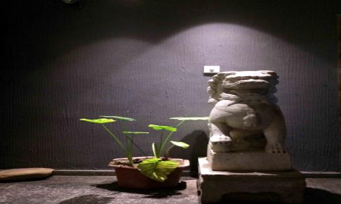 长沙·五行艺术藏馆 中式装修风格案例图