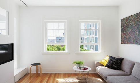 27平米简约公寓装修效果图 比众多127平米的更吸引人