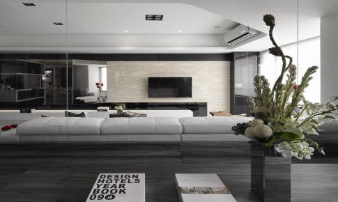 【端石装饰】中海雍城世家 现代风格