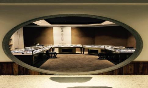 长沙·世纪情珠宝店二楼 900平中式商铺装修案例