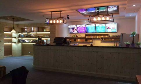 后现代风格E+咖啡馆