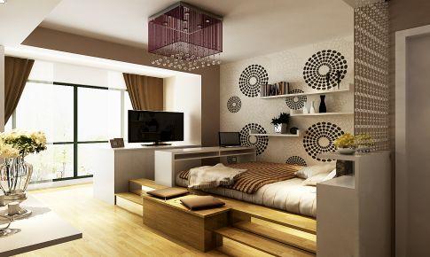 38平方小公寓,囊括一切