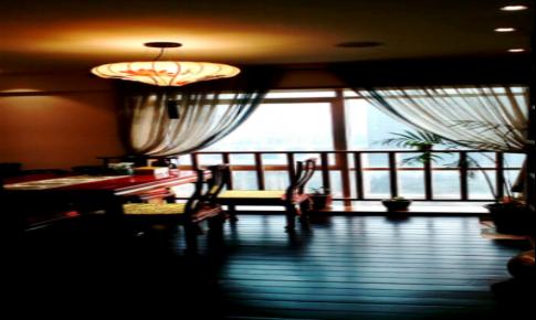 长沙·金卉轩 中式风格商铺装修案例图片