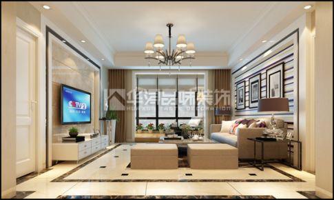 新中国际现代三房