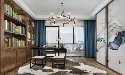 金地格林别墅装修现代风格设计