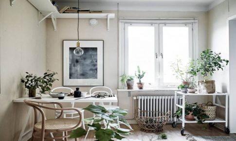 20平米公寓北欧风格装修案例推荐 功能与美观的平衡