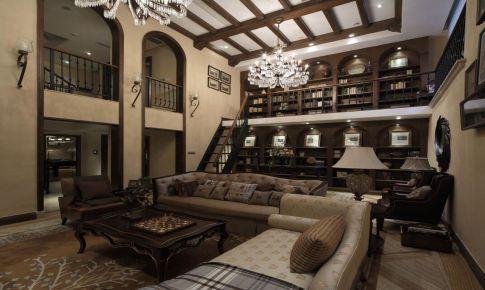 别墅样板房装修设计方案