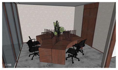 温州高端写字楼置信广场-阿拉伯友人办公室案例