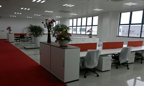 办公厂房简装案例