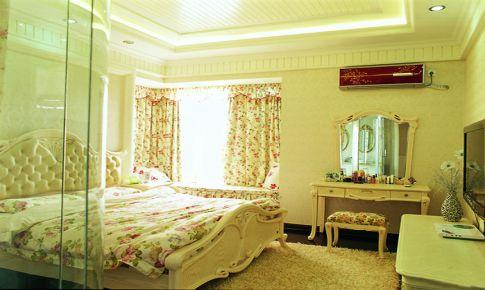 乔峰小区卧室装修图