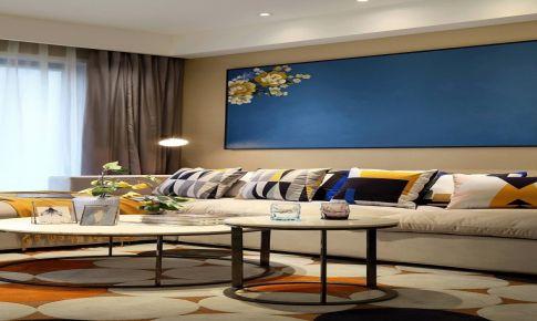 金科城 现代 二居室