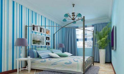 皇庭丹郡卧室装修图