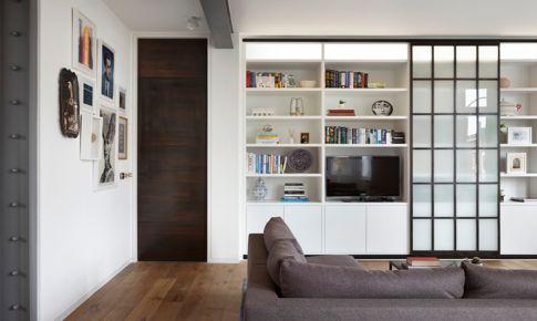 5居室改造2室 二手房翻新效果图