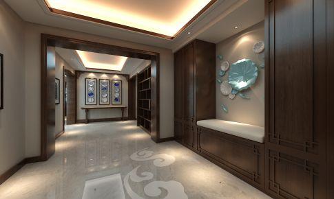 300m²别墅 别样中式设计