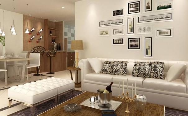 白色沙发怎么搭配 不同风格搭配不一样