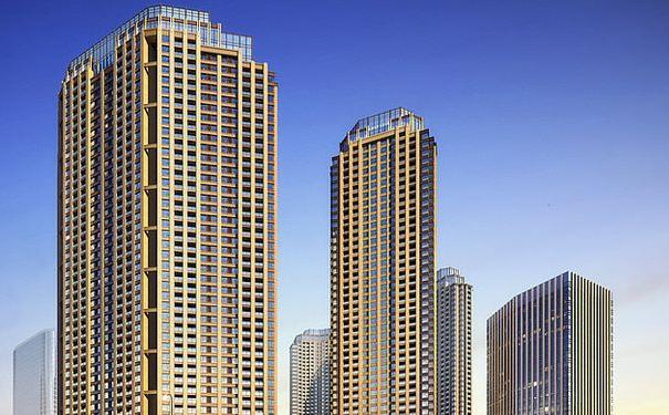 杭州绿地旭辉城均价27000-32000元/平