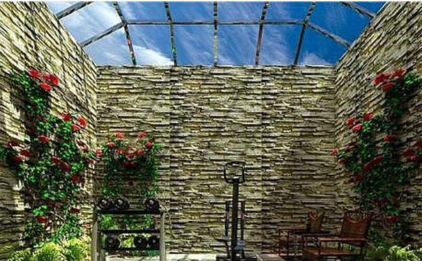 顶楼阳光房装修设计 顶楼阳光房装修效果图欣赏