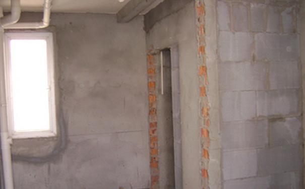 房屋结构拆改四大注意事项 如何分辨承重墙
