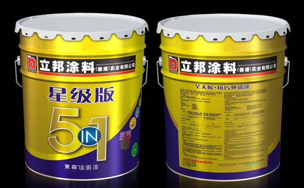 外墙涂料施工工艺全流程 外墙涂料施工验收标准