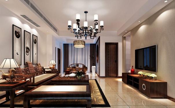 如何打造浪漫客厅 地板与沙发怎么搭配