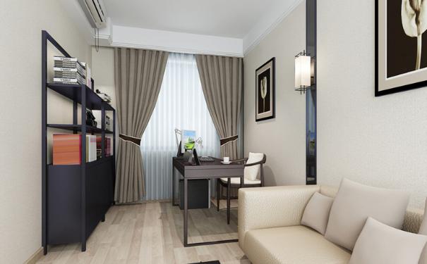 简洁实用 120平现代三居装修案例