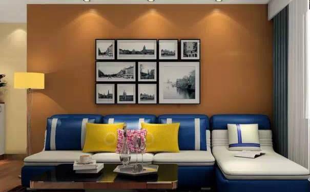 这样的沙发背景墙 你家有吗