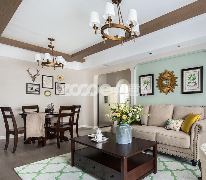 客厅布置与空间动线 行走便捷的空间才最舒适