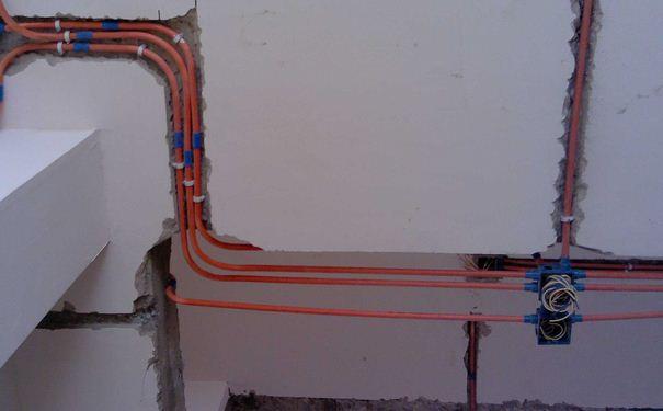 水路施工注意事项 电路施工工艺_施工工艺_众易居装修