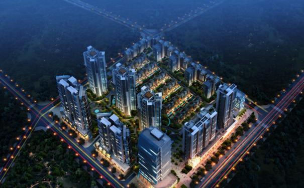 贵阳双龙经济区楼市快速发展 这里楼盘将成热门