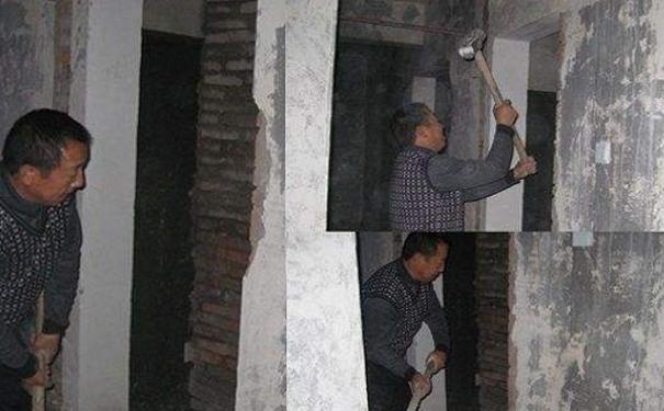 墙面要这样拆 拆墙注意事项