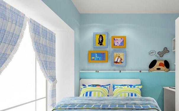 儿童房窗帘如何搭配 儿童房窗帘图片欣赏