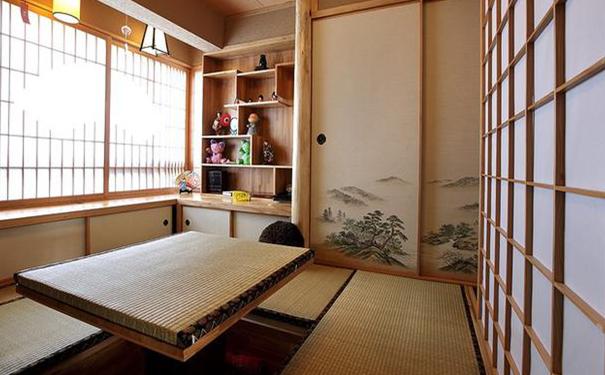 日式卧室设计 日式卧室装修欣赏