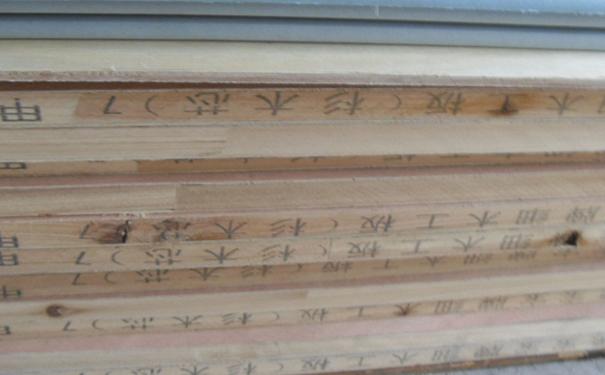 木工材料进场注意事项 用料要计算准确