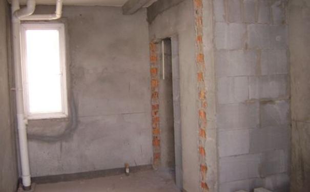 如何分辨户型中的承重墙 拆墙需谨慎