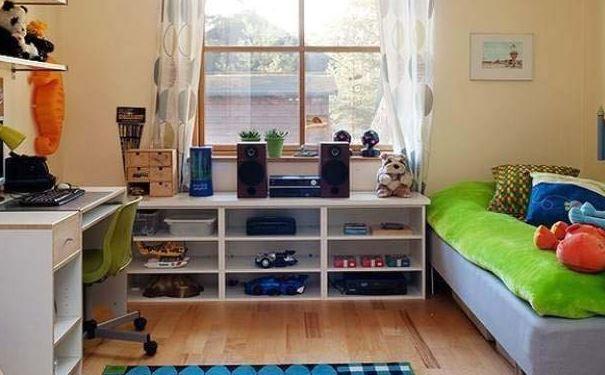 至美焕新|你家的儿童房装对了么?
