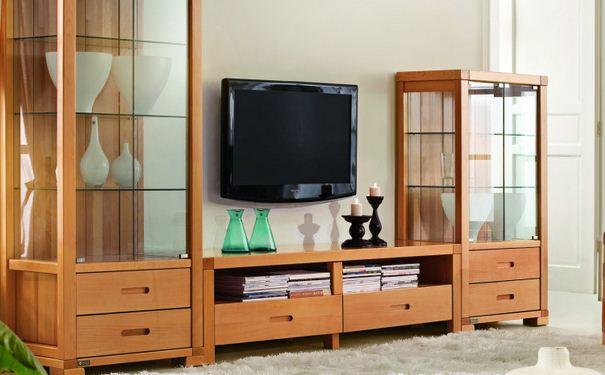实木电视柜选购技巧 实木电视柜的保养方法