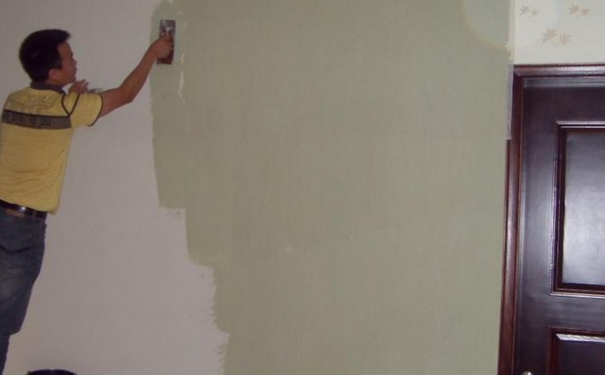 宁德装修网分享墙面油漆施工注意事项