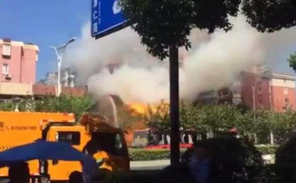 杭州餐馆爆炸致多人死伤 煤气管道安装原则