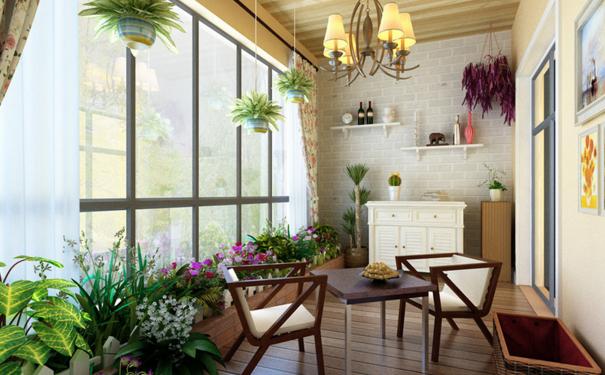 宿迁装修网 花园阳台如何改造