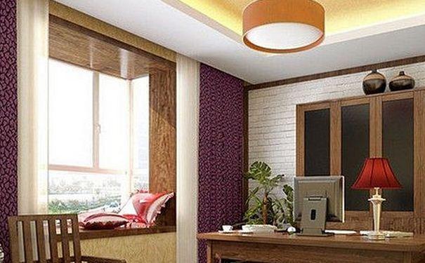 新中式家居窗帘如何搭配 新中式家居窗帘搭配技巧