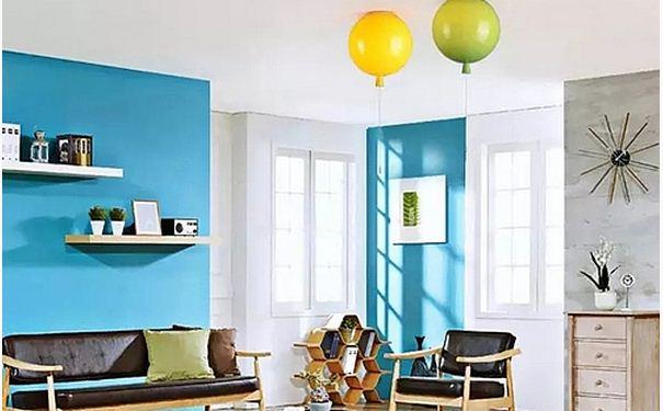 家居客厅颜色如何搭配 家居客厅颜色配搭技巧及效果图