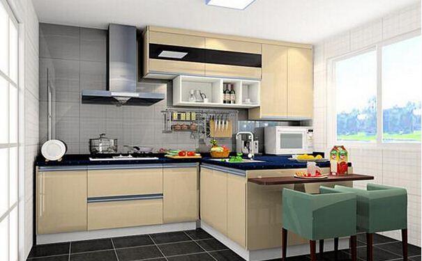 厨房如何装修设计 最新四款厨房装修设计效果图