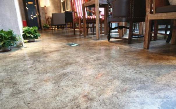 湖州复古地坪漆怎么施工 复古地坪漆施工工艺