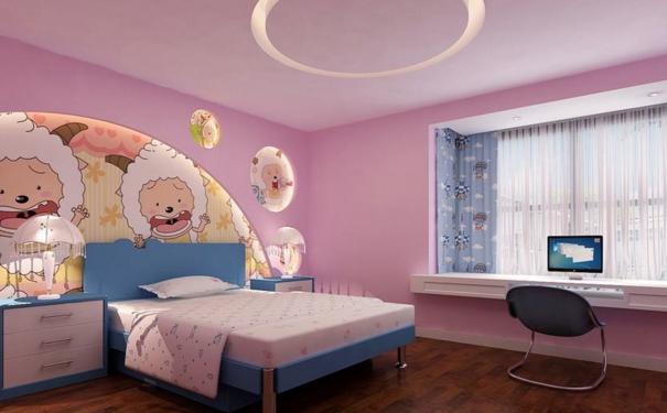 绵阳儿童房如何布置 绵阳男女生房间布置