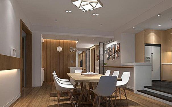 餐厅吊顶如何装修设计 最新家居餐厅吊顶装修设计效果图