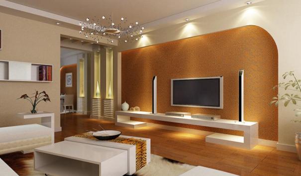 南昌客厅背景墙设计种类 南昌客厅背景墙装饰要素