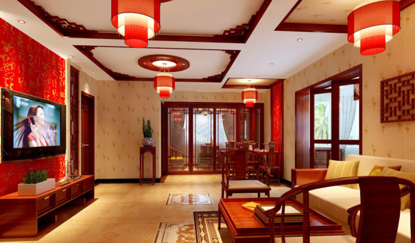 杭州中式古典装修特点 杭州中式古典装修表现形式