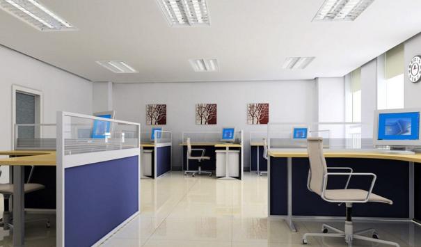 办公室装修设计之阳台可以如何装饰